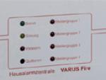 Februar 2011 – neue Hausalarmzentrale VARUS Fire …mehr